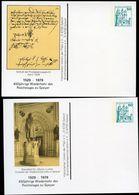 Bund PP103 C2/009 SPEYER 450 J. REICHSTAG LUTHER 1979 - Cartoline Private - Nuovi