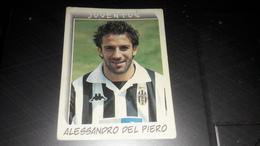 Calciatori Panini 2000 Juventus Alessandro Del Piero N. 140 - Panini