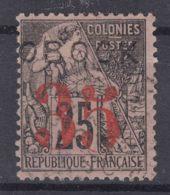 Obock 1892 Yvert#29 Used - Oblitérés