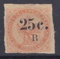 Reunion 1885 Yvert#4 MNG - Ongebruikt