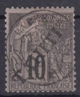 Tahiti 1893 Yvert#11 Used - Used Stamps