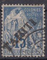 Tahiti 1893 Yvert#12 Used - Used Stamps
