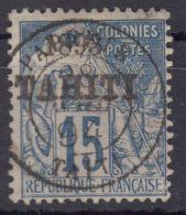 Tahiti 1893 Yvert#24 Used - Used Stamps