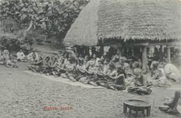 """CPA FIDJI """"Danse, Samoa"""" - Fiji"""