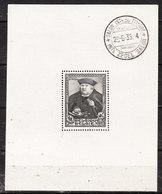 BL4**  François De Tassis - MNH** - LOOK!!!! - Blocks & Sheetlets 1924-1960