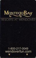 Montego Bay Casino - Wendover NV- Hotel Room Key Card - Hotel Keycards