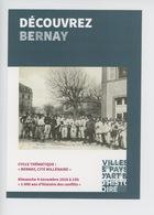 Bernay : Caserne Turreau, Une Série De Vaccination - Découvrez Cité Millénaire Art Et Histoire (cp Vierge) - Bernay