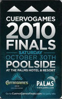 Palms Casino - Las Vegas NV - Hotel Room Key Card - Hotel Keycards