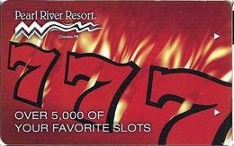 Pearl River Resort / Casino - Choctaw, MS - Hotel Room Key Card - Cartas De Hotels