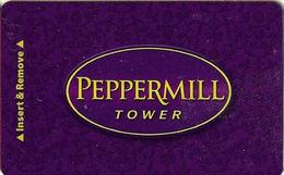 Peppermill Casino - Reno NV - Hotel Room Key Card - Hotel Keycards
