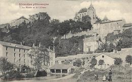 Liverdun  Le Moulin Et Le Château - Liverdun