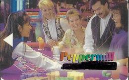 Peppermill Casino - Wendover NV - Hotel Room Key Card - Hotel Keycards