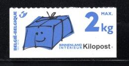 Ki12 MNH Kilopost 2003 - Zelfklevende Zegels Blauw (2kg) - Belgium