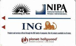 Planet Hollywood Casino - Las Vegas NV - Hotel Room Key Card - Hotel Keycards