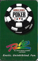 Rio Casino - Las Vegas NV - Hotel Room Key Card - Hotel Keycards
