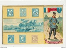 Poste Francaise Timbres Cpa Bon Etat - Briefmarken (Abbildungen)