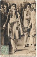 D78 - VERSAILLES MUSEE-NAPOLEON RECOIT AU LOUVRE LES DEPUTES DE L'ARMEE APRES SON COURONNEMENT (08.12.1904) SERANGELI - Versailles