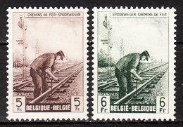 TR277/78**  Métier Divers - Bonnes Valeurs - MNH** - LOOK!!!! - 1942-1951