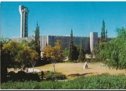 Beersheba Israel Town Hall Building Vintage Architecture Postcard - Israele