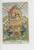 Saint Méen Le Grand (I & V) De Mon Joli Moulin Vous Verrez... Carte Sans Système (vieillotte) - Autres Communes