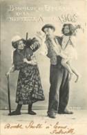 BONNE ANNEE 1905 - Nouvel An