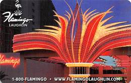 Phone Card From The Flamingo Casino In Laughlin, NV - Tarjetas De Casino