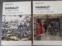 Hainaut Ou L'épopée D'un Peuple 2 Volumes - België
