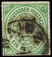 1868. NORDDEUTSCHER POSTBEZIRK.  1 KREUZER.  () - JF320096 - North German Conf.