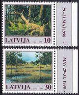 LETTLAND 1997 Mi-Nr. 465/66 ** MNH - Latvia