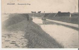 BULSCAMP - BULSKAMP. CPA Voyagée En 1914 Nieuwpoortje Brug (pli Marqué Côté Droit Voir Scan) - Belgium