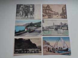 Lot De 60 Cartes Postales Du Monde        Lot Van 60 Postkaarten Van De Wereld - 60 Scans - Postkaarten