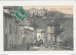 82 LAGUEPIE FAUBOURG SAINT MARTIN CPA BON ETAT - Autres Communes