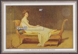 1982Rwanda1191/B96Painting - Autres