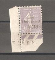 Lot  2108  //  Nr  276  NEUF SANS CHARNIERE  SUPERBE - France