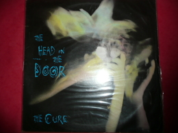 LP N°1601 - THE CURE - THE HEAD ON THE DOOR - COMPILATION 10 TITRES ROCK PSYCHEDELIC POP NEW WAVE - Rock