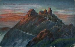 Krummhübel Karpacz Schneekoppe/Sněžka/Śnieżka Riesengebirge    1920 - Schlesien