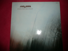 LP N°1602 - THE CURE - SEVENTEEN SECONDS - COMPILATION 10 TITRES ROCK PSYCHEDELIC POP NEW WAVE - Rock
