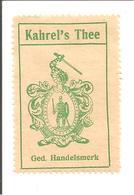 Groningen Kahrel's Thee - Oude Documenten
