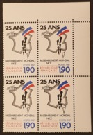 N° 2481 Neuf ** Gomme D'Origine En Bloc De 4  TTB - France
