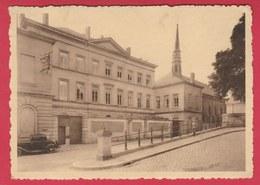 Arlon - Pensionnat Notre-Dame , Rue Jos Netzer - Façade Principale ... Oldtimer - 1937  ( Voir Verso ) - Arlon