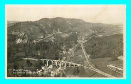 A739 / 443 39 - MOREZ Vue Générale Sur Les Quatre Viaducs - Morez