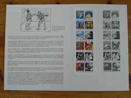 Document Officiel 03-88 Carnet Bande Dessinée 1988 - Bandes Dessinées