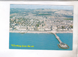 CPM WORTHING FROM THE AIR - Worthing