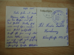 Ww 1  Lille Flieger Abteilung 53 Deutsche Luftwaffe Armee Air Allemande Franchise Postale Feldpost - Militaria