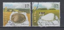 Lithuania 2005 Mi 871-2 Used Europa - Lithuania