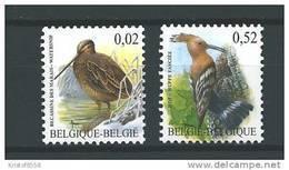 Zegels 3199 - 3200 ** Postfris - Belgien