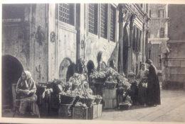 """VENEZIA...."""" Vendita Frutta A Rialto """" Ed. Photo-Studies Fred. W. Martin ...ca.1910/20? - Venezia (Venice)"""