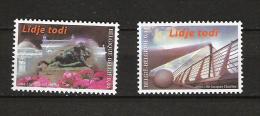 Zegels 3275 - 3276 ** Postfris - Belgien