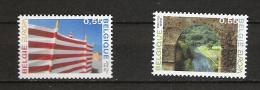 Zegels 3291 - 3292 ** Postfris - Belgien