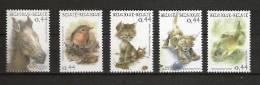 Zegels 3319 - 3323 ** Postfris - Belgien